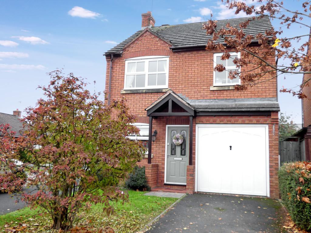 3 Bedrooms Detached House for sale in The Poplars, Bidford-On-Avon, Alcester