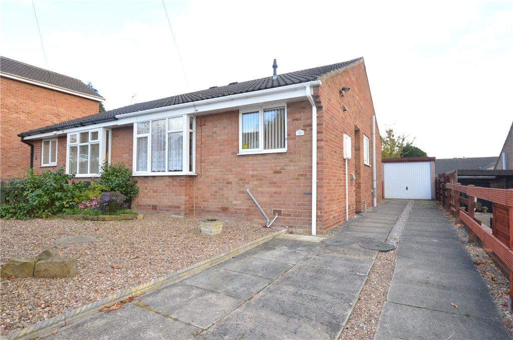 2 Bedrooms Semi Detached Bungalow for sale in Hornbeam Avenue, Silcoates Park, Wakefield, West Yorkshire