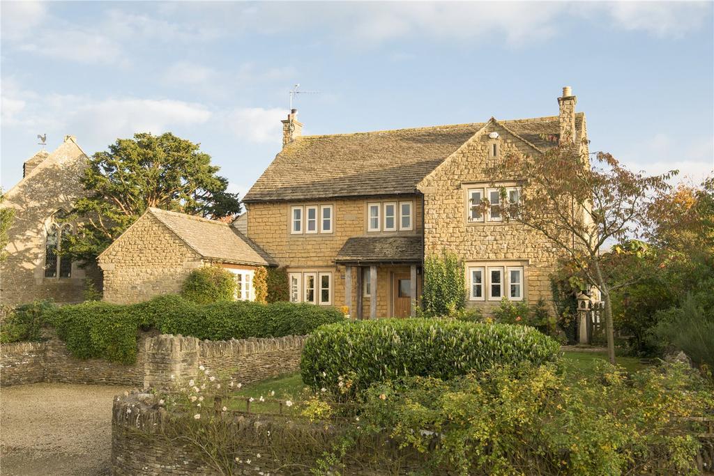 4 Bedrooms Detached House for sale in Brokenborough, Malmesbury, Wiltshire