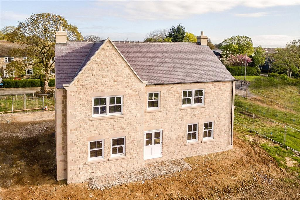 4 Bedrooms Detached House for sale in Park House, 17 West Grove, Bishop Thornton, Near Harrogate, HG3