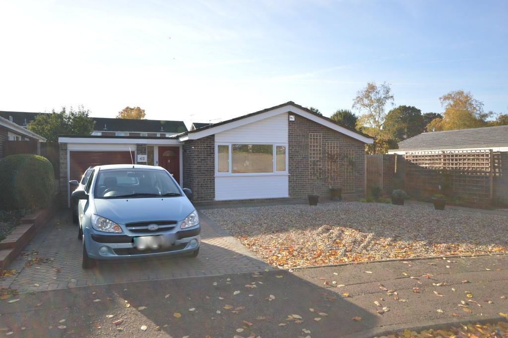 3 Bedrooms Detached Bungalow for sale in Delamere Road, St Johns