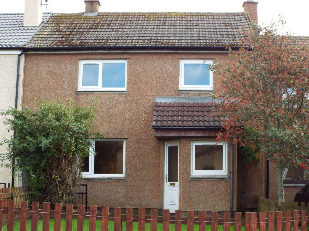 3 Bedrooms End Of Terrace House for sale in 6 Stroma Place, Thurso