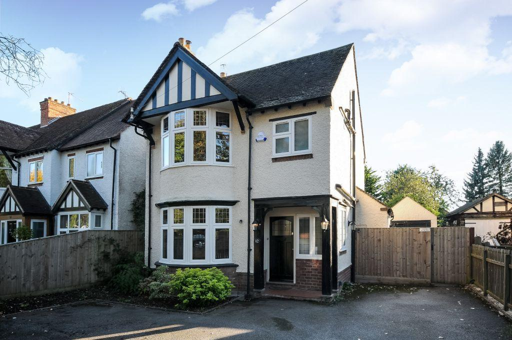 3 Bedrooms Detached House for sale in Banbury Road, Stratford upon Avon