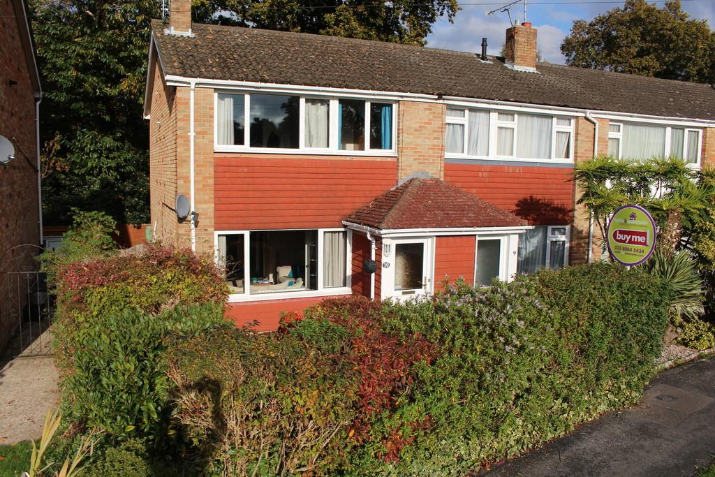 3 Bedrooms End Of Terrace House for sale in Pinewood Crescent, Hythe
