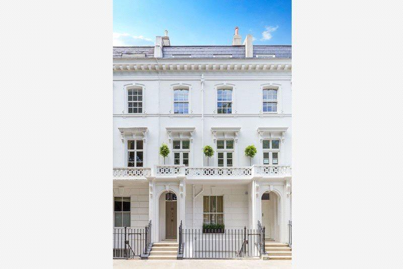 6 Bedrooms Terraced House for sale in Hereford Square, London, SW7