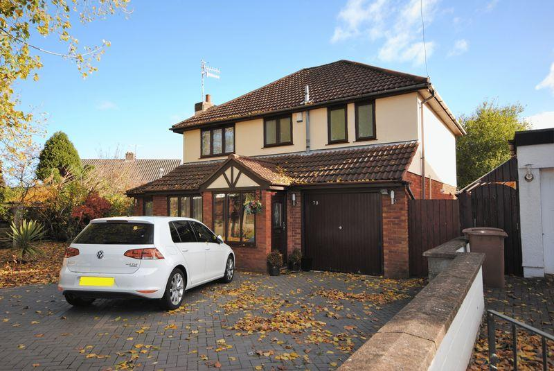 4 Bedrooms Detached House for sale in South Drive, Upton