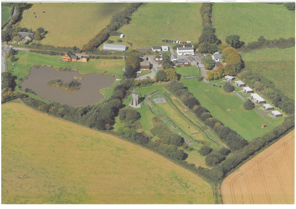 25 Bedrooms Land Commercial for sale in Llain Holiday Activity Centre, Cei Bach Road, Llanarth, Nr. Aberaeron, SA47