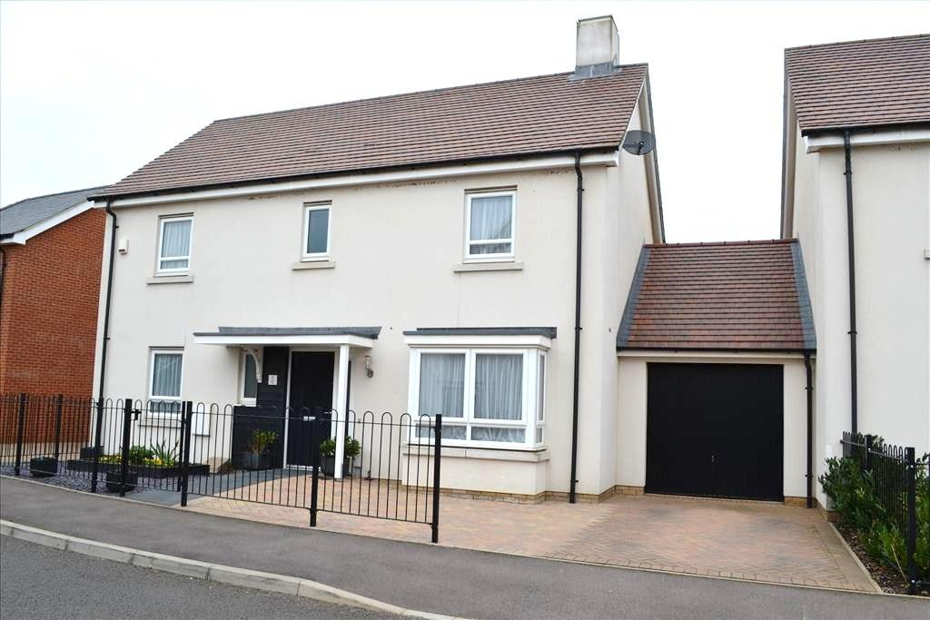 4 Bedrooms Detached House for sale in Jupiter Way, Biggleswade, SG18