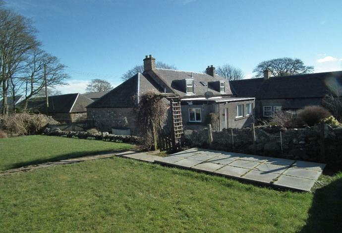 4 Bedrooms Semi Detached House for sale in Old Greenlaw Farmhouse Old Greenlaw, Greenlaw, TD10 6UP