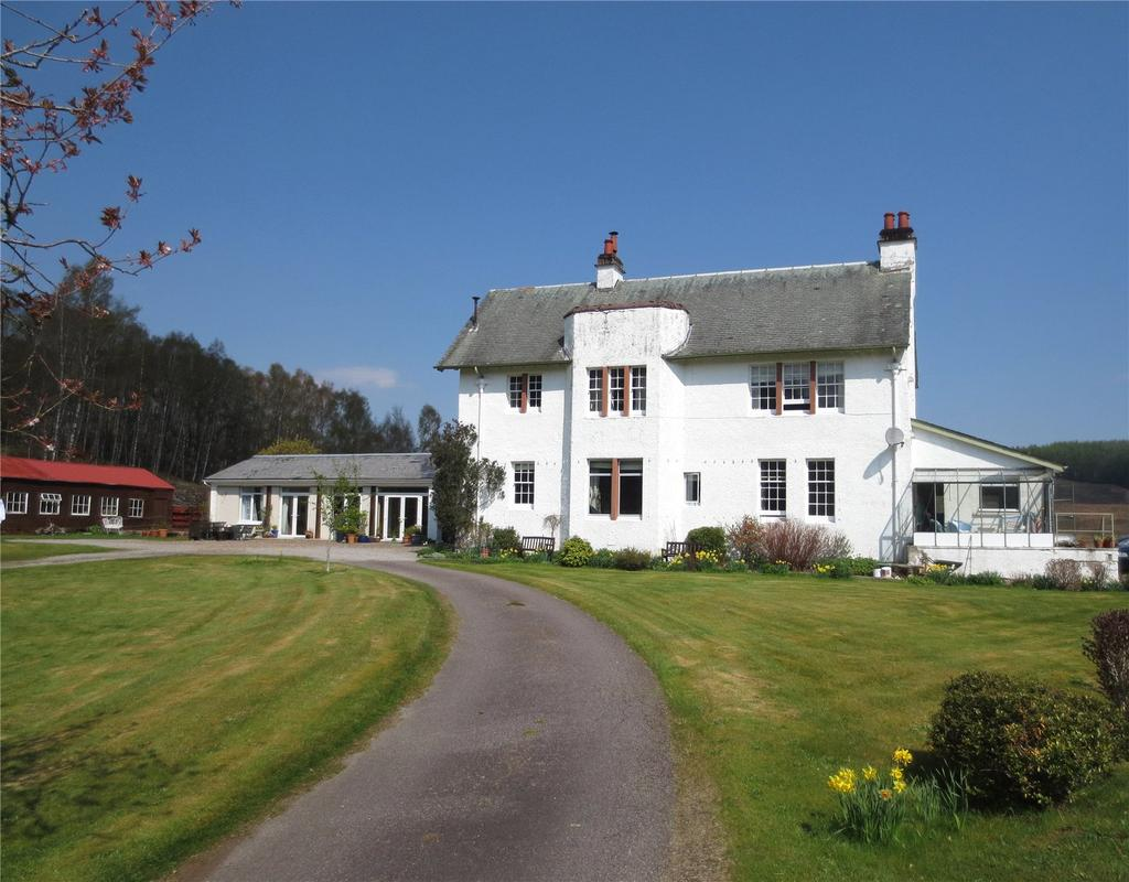 5 Bedrooms Detached House for sale in Ceannacroc Lodge, Glenmoriston, Inverness, Highland, IV63