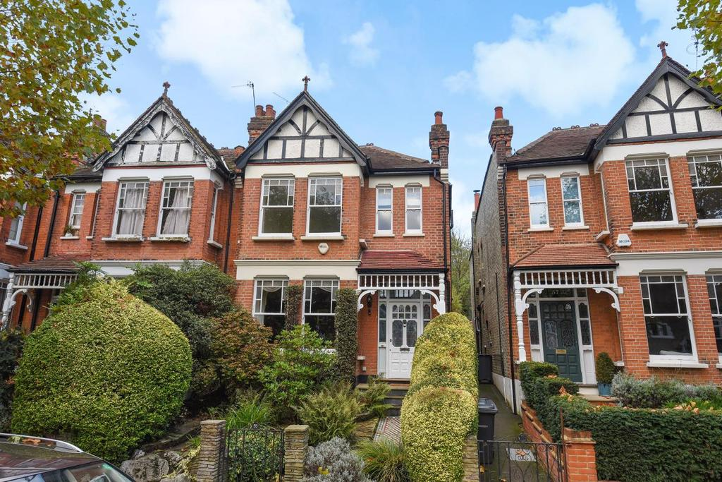 4 Bedrooms Terraced House for sale in Redston Road, Crouch End, N8