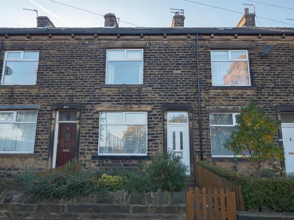 4 Bedrooms Terraced House for sale in Dudley Hill Road, Bradford, BD2 3DF