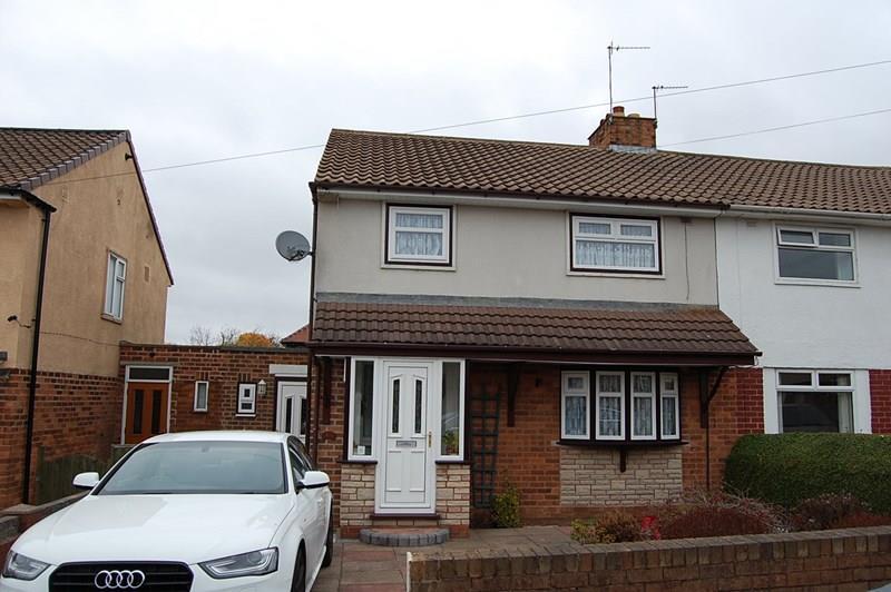 3 Bedrooms Semi Detached House for sale in Furlongs Road, Sedgley