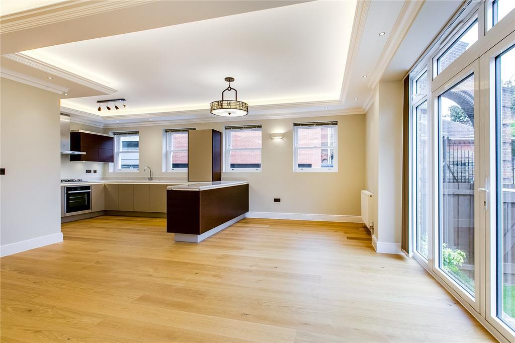 2 Bedrooms Flat for sale in White Hart Lane, Barnes, London