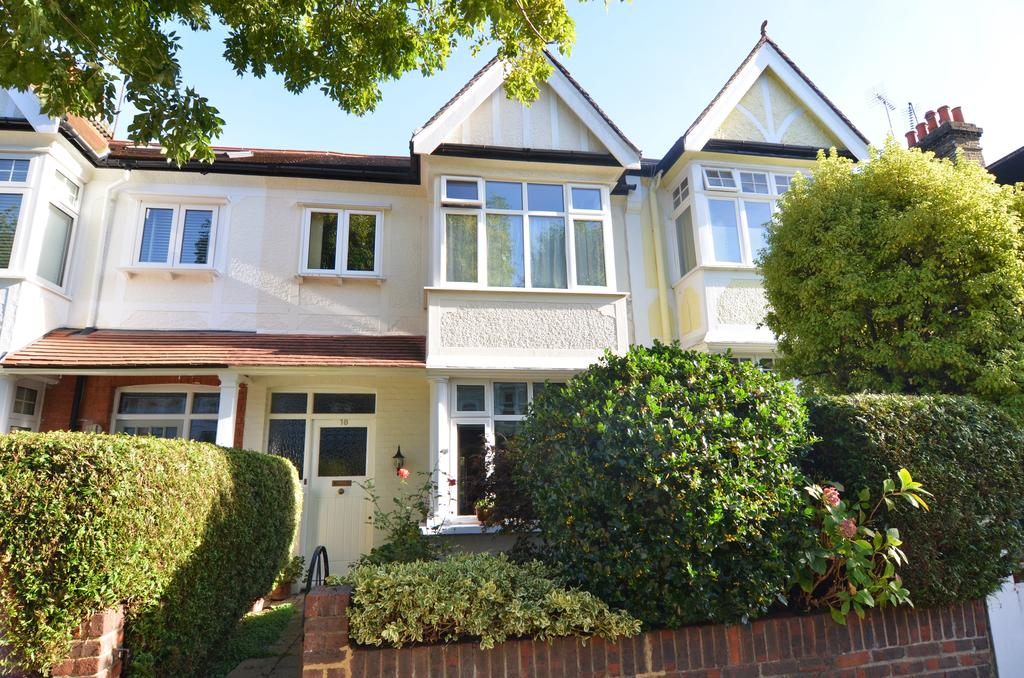 3 Bedrooms Terraced House for sale in Lindfield Road, Ealing W5