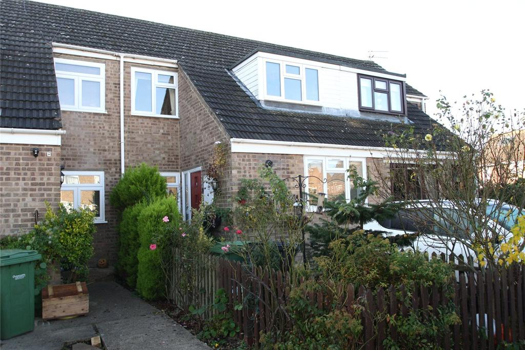 3 Bedrooms Terraced House for sale in Skippon Way, Thame, OX9