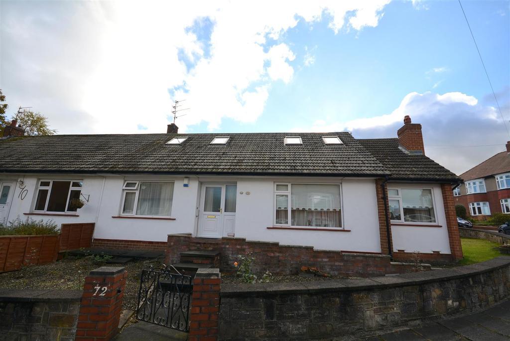 3 Bedrooms Semi Detached Bungalow for sale in Belle Vue Park West, Ashbrooke, Sunderland
