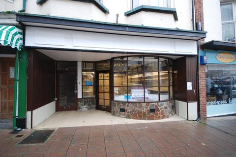Shop to rent - Fore Street, Seaton