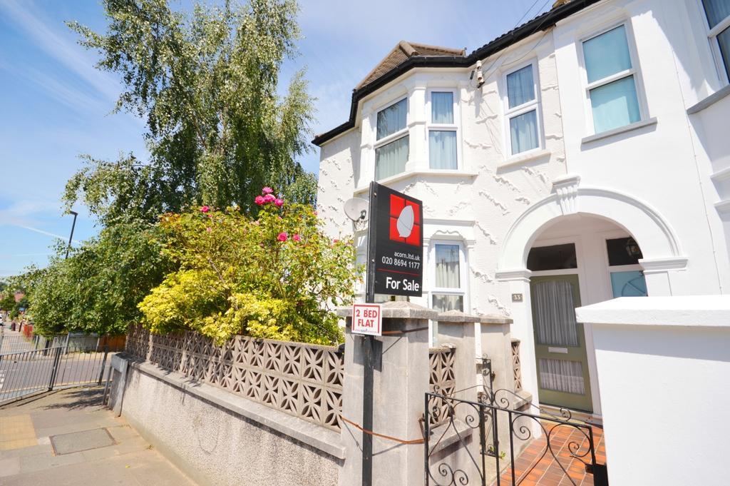 2 Bedrooms Flat for sale in Ewhurst Road SE4