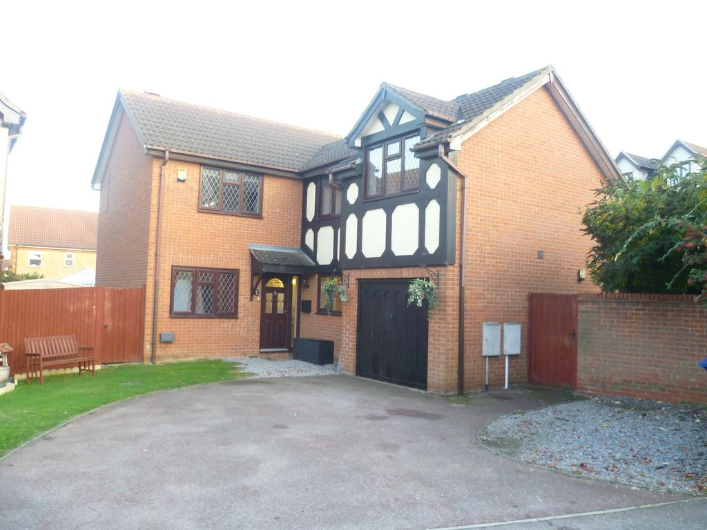 4 Bedrooms Detached House for sale in Catharine Close, Chafford Hundred, Grays RM16