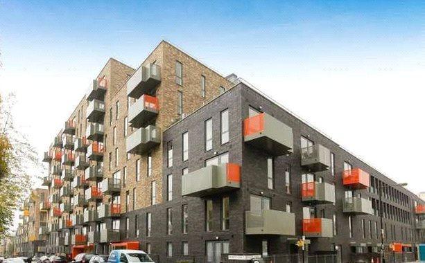 1 Bedroom Flat for sale in Vivo, 4 Killick Way, London, E1