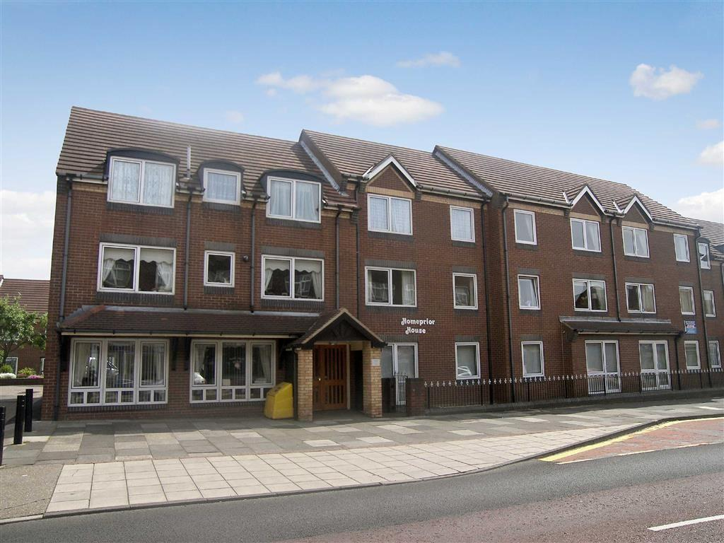 1 Bedroom Retirement Property for sale in Homeprior House, Monkseaton