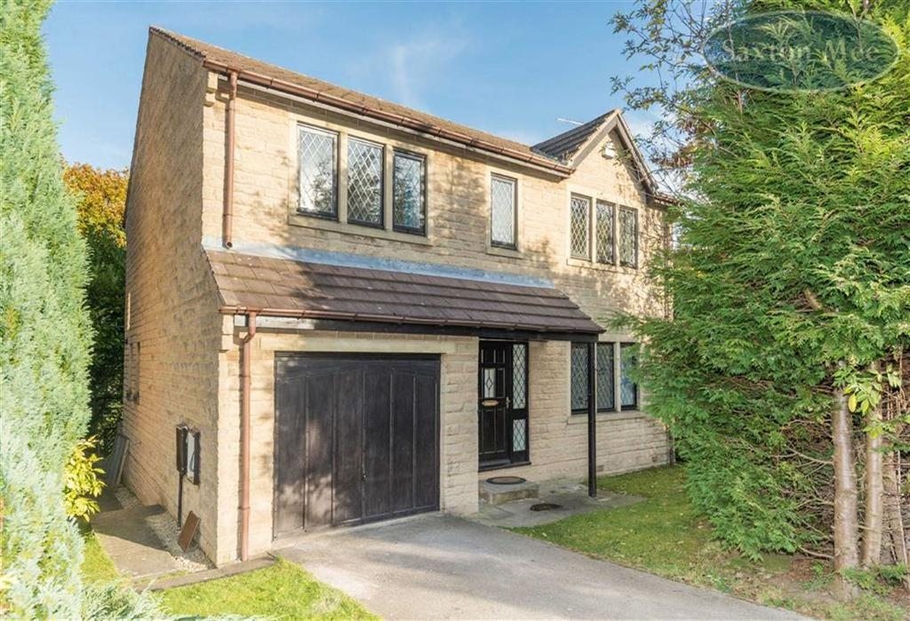 4 Bedrooms Detached House for sale in Hawksley Rise, Oughtibridge, Sheffield, S35