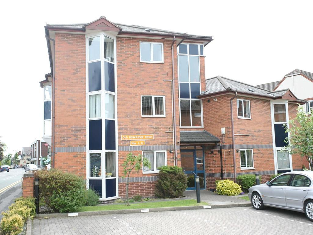 1 Bedroom Apartment Flat for sale in 3 Old Penkridge Mews, Cannock, WS11 1GA