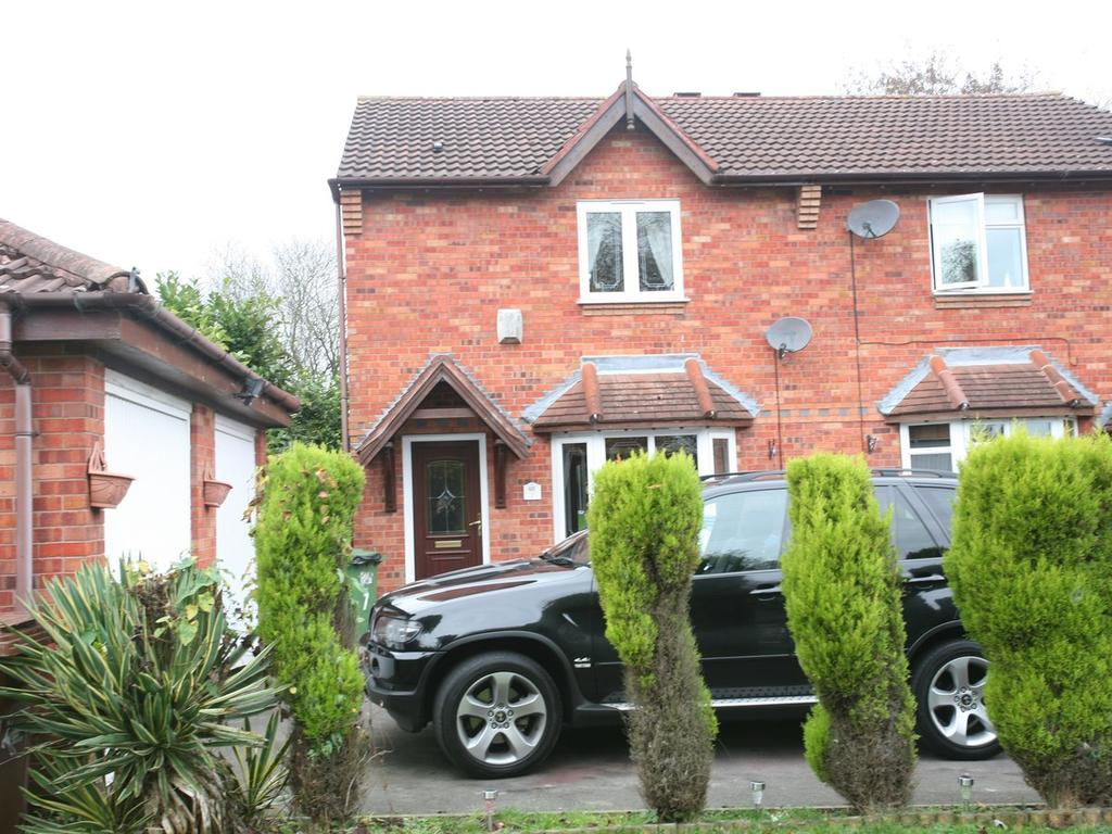 3 Bedrooms Semi Detached House for sale in 7 Lovatt Place, Cannock, WS11 5FH