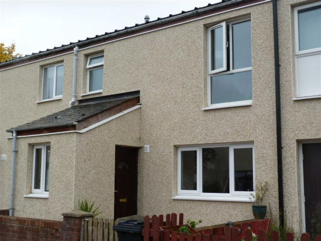 4 Bedrooms Terraced House for sale in Lon Pantyllyn, Maesydail, Newtown