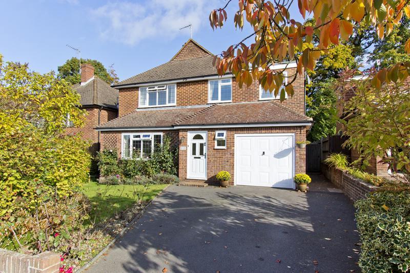4 Bedrooms Detached House for sale in Farmcombe Road, Tunbridge Wells TN2