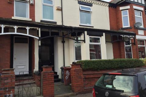5 bedroom house to rent - Kensington Ave, Victoria Park, Manchester M14