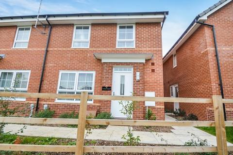 2 bedroom terraced house to rent - Colman Crescent, Liberty Green, Hull