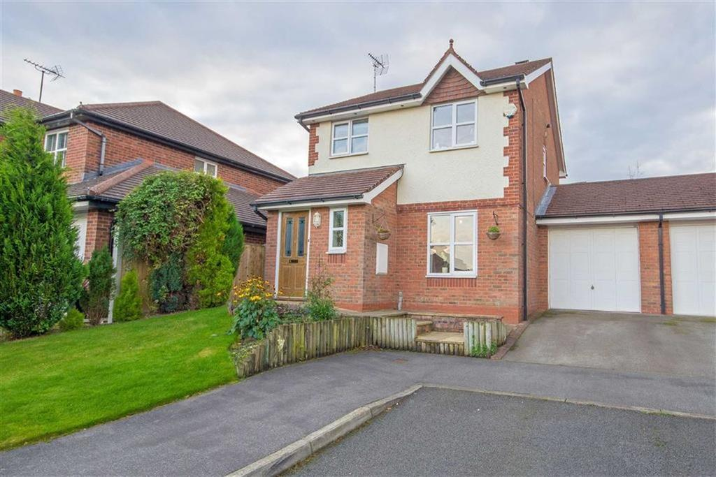 3 Bedrooms Link Detached House for sale in Llys Gwynant, Bryn y Baal, Mold