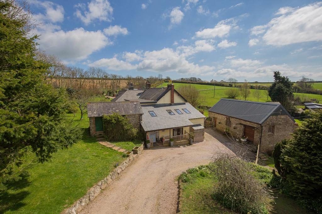 6 Bedrooms Equestrian Facility Character Property for sale in East Allington, Totnes, Devon, TQ9
