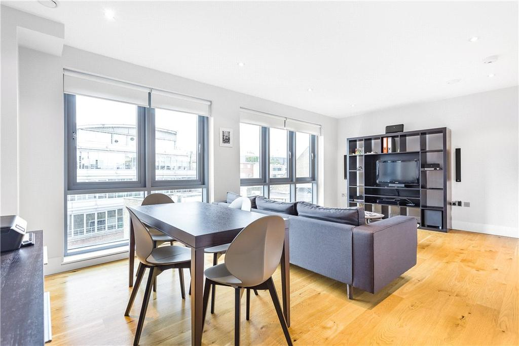 1 Bedroom Flat for sale in City View Apartments, 29A Saffron Hill, Farringdon, London, EC1N