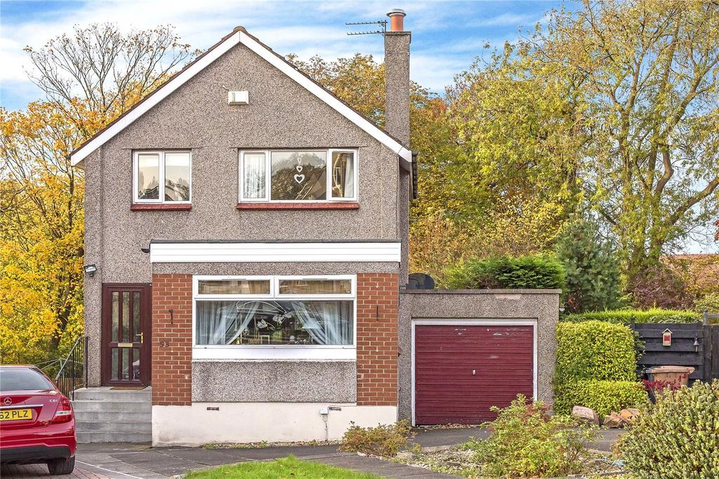 3 Bedrooms Detached House for sale in 53 Fox Covert Avenue, Edinburgh, EH12
