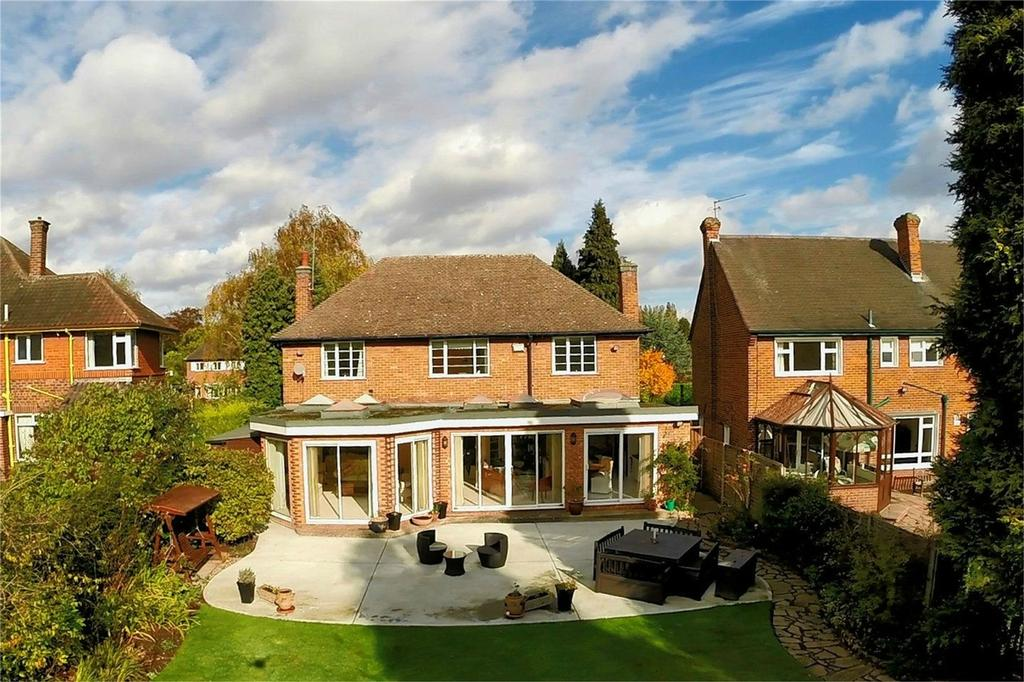 4 Bedrooms Detached House for sale in West Ella Way, Kirk Ella, Hull, East Riding of Yorkshire