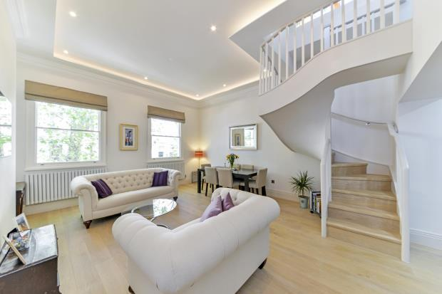 2 Bedrooms Flat for sale in Craven Hill Gardens, Bayswater, London, W2
