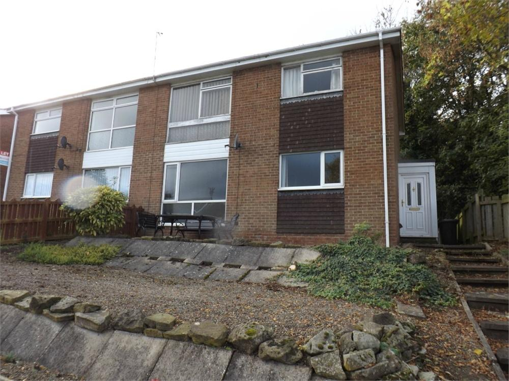 2 Bedrooms Flat for sale in Brancepeth Close, Durham