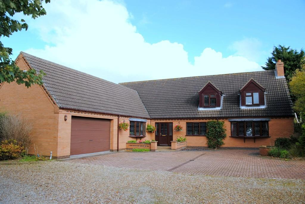 5 Bedrooms Detached House for sale in Castle Keep, Hibaldstow, North Lincolnshire