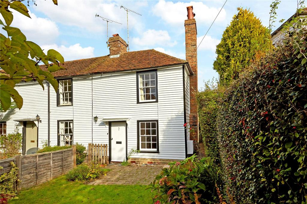 2 Bedrooms Unique Property for sale in Borough Cottages, The Hill, Cranbrook, Kent, TN17
