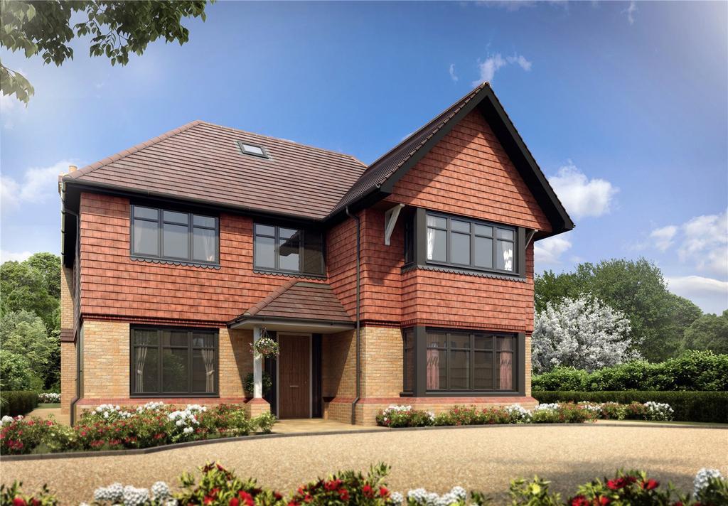 5 Bedrooms Detached House for sale in Shoreham Road, Otford, Sevenoaks, Kent, TN14