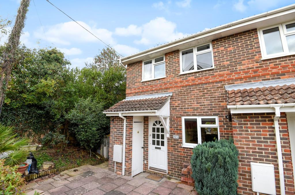 2 Bedrooms House for sale in Blackcap Close, Rowland's Castle, PO9