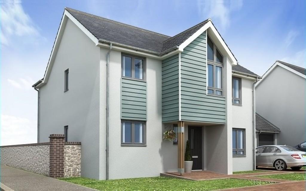 4 Bedrooms Detached House for sale in Plot 37 | Primrose Hill | The Willows | Torquay