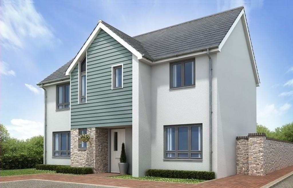 4 Bedrooms Detached House for sale in Plot 49 | Primrose Hill | The Willows | Torquay