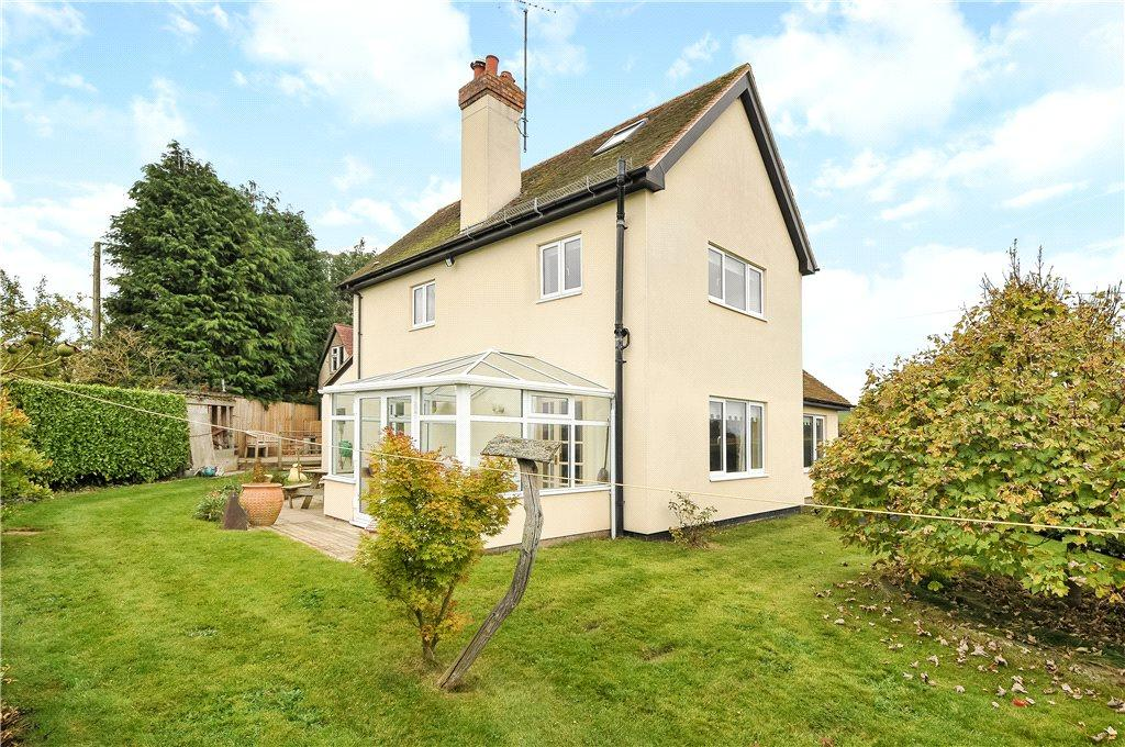 4 Bedrooms Detached House for sale in Whitton, Ludlow, Shropshire, SY8