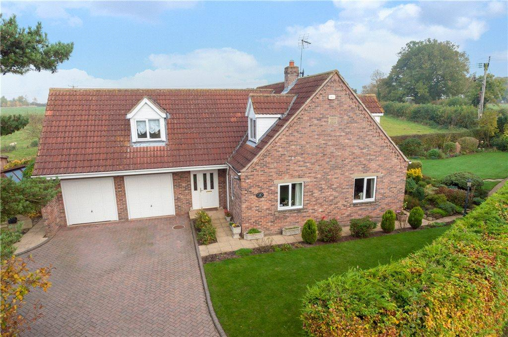 4 Bedrooms Detached House for sale in Chestnut House, Bedale Road, Burneston, Bedale