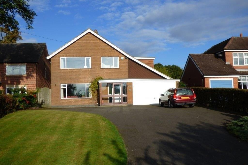 5 Bedrooms Detached House for sale in Rolleston On Dove, Staffordshire