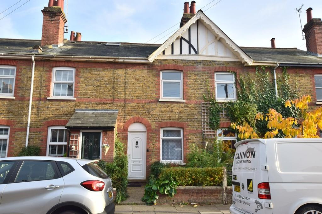 2 Bedrooms Terraced House for sale in Wickham Road, Colchester